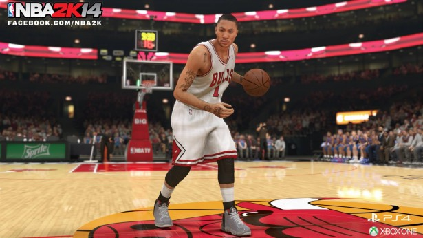 NBA 2K14 Review by Gameinformer