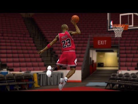 NBA 2K Tips How To Do The Jordan Free Throw Line Dunk