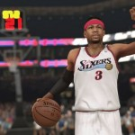 Allen Iverson now available in Next-Gen NBA 2K14 MyTEAM '00-'01 76ers Historic Packs