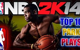 NBA 2K14 Top 10 Park Plays of the Week: Ankle Bullies Doin' Work