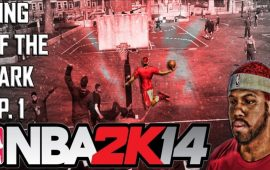 NBA 2K14 – 'King of the Park' Montage Episode 1
