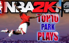 NBA 2K14 Top 10 Park Plays of the Week: ft. 360 Ally-Oop Game-Winner & More