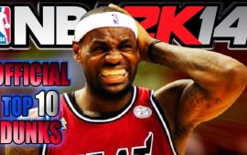 NBA 2K14 Top 10 Dunks of the Week: LeBron Gets Posterized