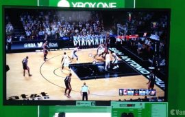 NBA 2K15 Gameplay feat. NBA Finals Rematch: Heat at Spurs