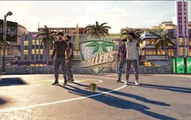 """Early Gameplay Footage of NBA 2K15's """"MyPARK"""" Mode (2vs2)"""