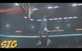 NBA 2k15 Dunk Contest feat. Zach LaVine, Andrew Wiggins, & More