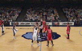 NBA 2K15 Gameplay: Memphis Grizzlies vs Houston Rockets