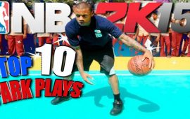 NBA 2K15 MyPARK Plays of the Week: Season Tip-Off
