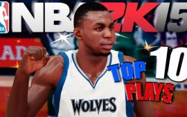 NBA 2K15 Top 10 Plays of the Week #1 Feat. Andrew Wiggins