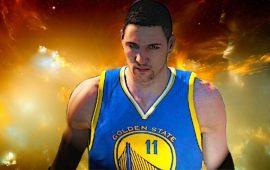 Klay Thompson NBA 2K15 Mix