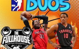 NBA 2K15 Mix: Flight Brothers feat. DeMar DeRozan and Terrence Ross