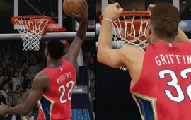 NBA 2K15 MyTEAM –  All Dunkers Team
