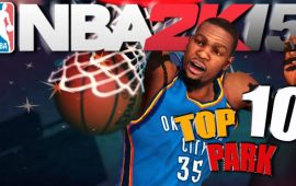 NBA 2K15 Top 10 MyPARK Plays of the Week #2:  Flashy Passes, Kevin Durant, & More