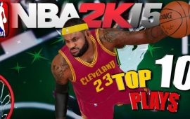 NBA 2K15 Top 10 Plays of the Week #2:  Zach LaVine Skies for the Posterizing Windmill