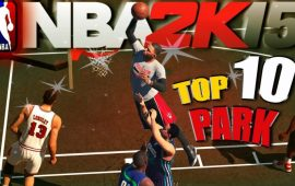 NBA 2K15 Top 10 Park Plays of the Week #5 feat. Crazy Alley-Oops