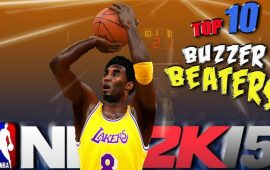 NBA 2K15 ToP 10 Buzzer Beater of the Week
