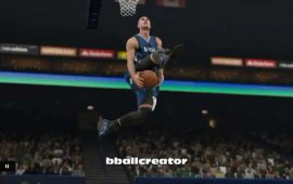 Zach LaVine All-Star 2015 Slam Dunk Contest Recreated in NBA 2K15 (All Dunks)