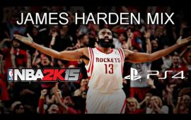 James 'The Beard' Harden Highlight Mix – NBA 2K15