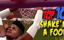 """NBA 2K15 Top 10 """"Shake'n a Fool"""" Plays Of The Week"""