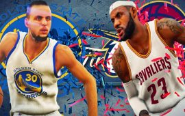 NBA 2K15 – NBA Finals 2015 Warriors vs Cavs