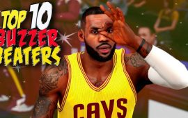 NBA 2K15 Top 10 Buzzer Beaters of the Week (MyTeam & MyCareer)