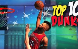 NBA 2K15 Top 10 Dunks of the Week #2 feat. a Posterized D Rose