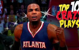 NBA 2K15 Top 10 Plays of the Week #4 feat. Joakim Noah