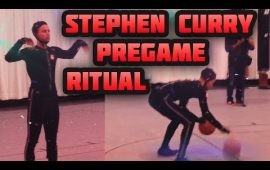 Behind the Scenes: Steph Curry Motion-Capture in NBA 2K16