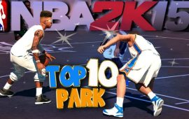 NBA 2K15 Top 10 MyPARK Plays of the Week: Embarrassing People