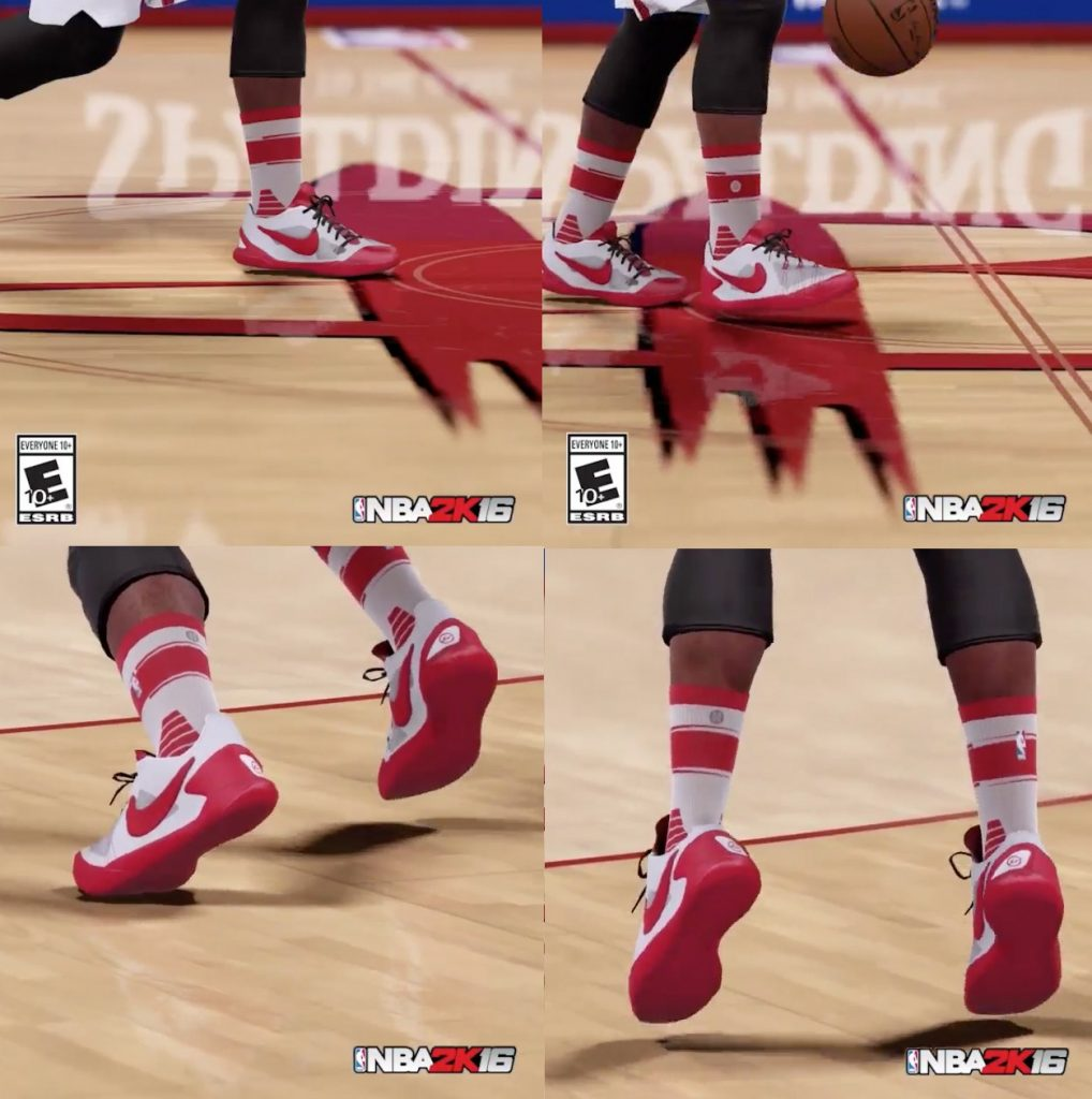 The socks in NBA 2K16 will be receiving a boost this year, as 2K sports has  announced their partnership with Stance Hoops, the official sock endorser  for ...