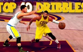NBA 2K16 Top 10 Crossovers & Ankle Breaker Dribble Moves of the Week #1