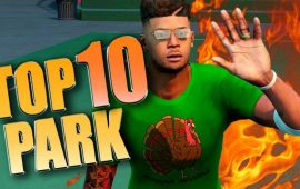 NBA 2K16 Top 10 MyPARK Plays of the Week #3: Ankle Breakers, Dunks, Blocks & More