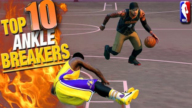 NBA 2K16 Top 10 MyPARK Crossovers & Ankle Breakers of the Week #3
