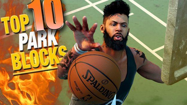 NBA 2K16 Top 10 MyPARK Block & Defensive Plays of The Week