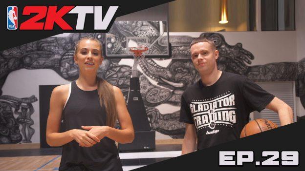 NBA 2K16 Locker Codes: 2KTV Answers for Episode 29 (1500 Free VC)