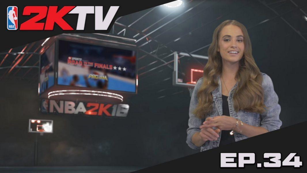 NBA 2K16: 2KTV Answers for Episode 34 (1500 Free VC)   NBA ...