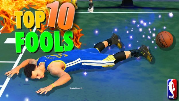 NBA 2K16 Top 10 Shake'n a Fool Plays of the Week #2