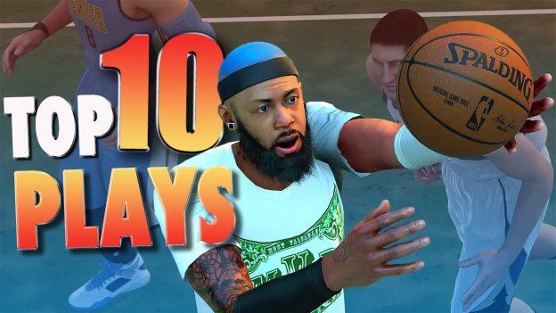 NBA 2K16 Top 10 MyPARK Plays of the Week: Ankle Breakers, Dunks & Blocks