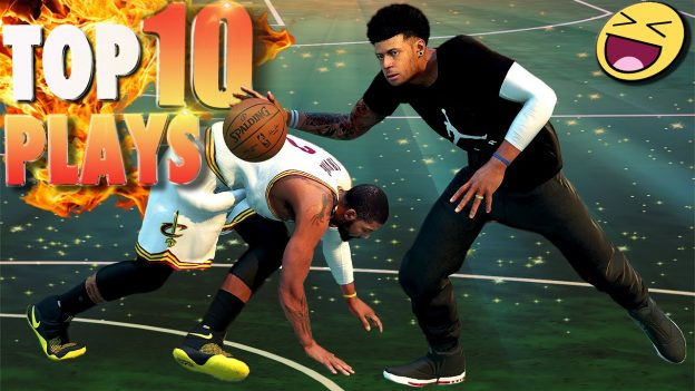NBA 2K16 Top 10 MyPARK Plays of the Week: Ankle Breakers, Blocks, Flashy Passes & More