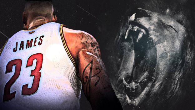 NBA 2K16 Video: 'The King' feat. LeBron James