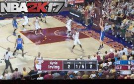 Leaked NBA 2K17 Gameplay Footage