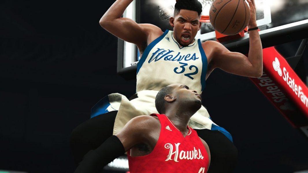 NBA 2K17 Montage:
