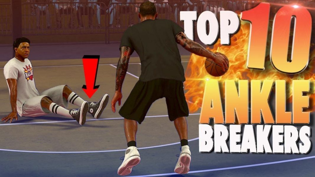 nba 2k17 top 10 crossover double ankle breakers of the week nba