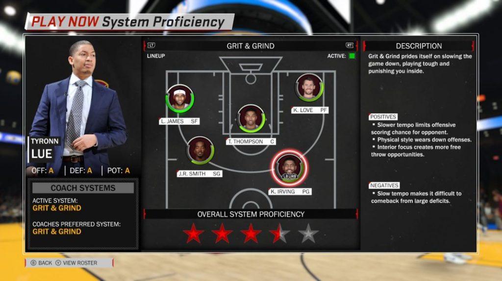 dd437072647e NBA 2K18 AI Improvements   Features