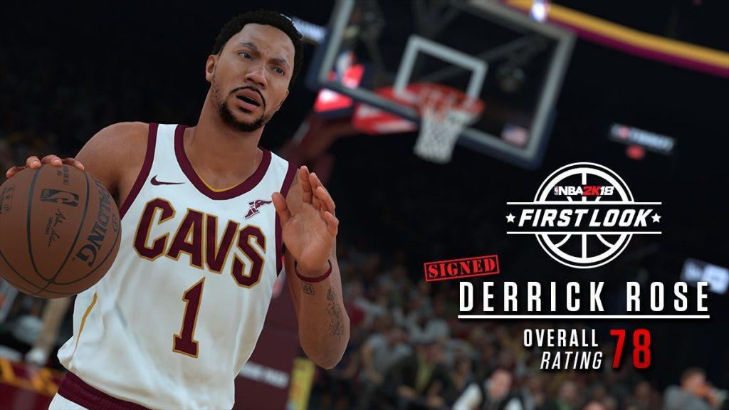 NBA 2K18 Player Ratings & Screenshots: Kawhi Leonard, Derrick Rose, Josh Jackson, & More | NBA ...