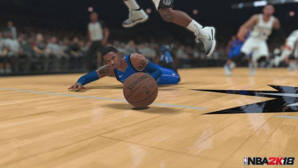 ed6b74c242b7 2K Sports have announced new NBA 2K18 Gameplay Features   Improvements to  the game