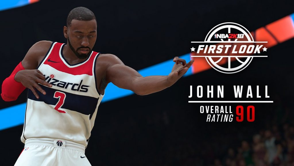 NBA 2K18 Gameplay: Offense & Defense, Animations, Shot Meter