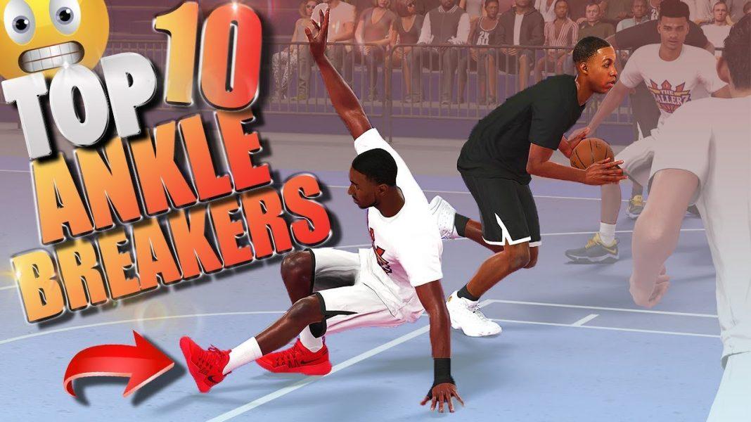 nba 2k18 top 10 ankle breaker plays of the week nba 2kw nba 2k19