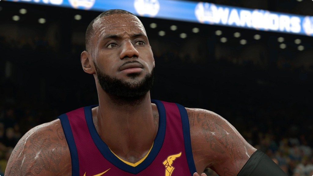 NBA 2K18 Roster Update: LeBron Improves to 98 OVR, Kyrie 93