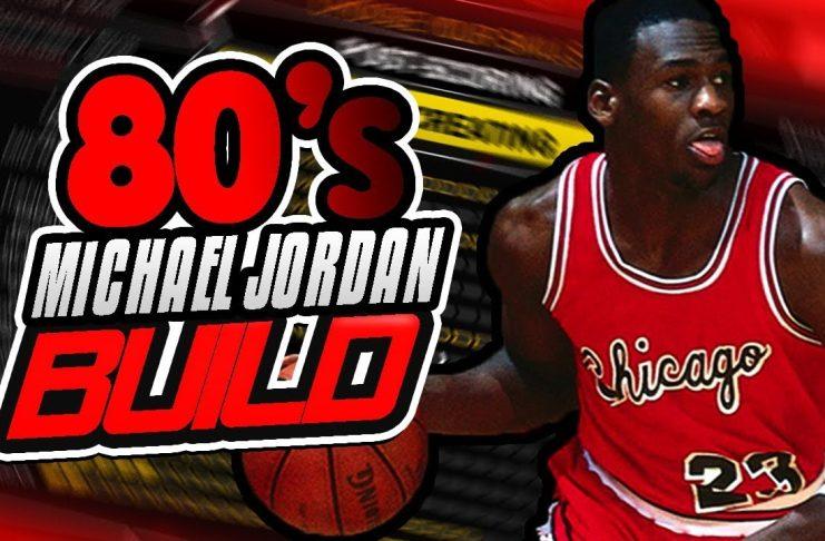NBA 2K18: How to Create a 1980's Michael Jordan Build